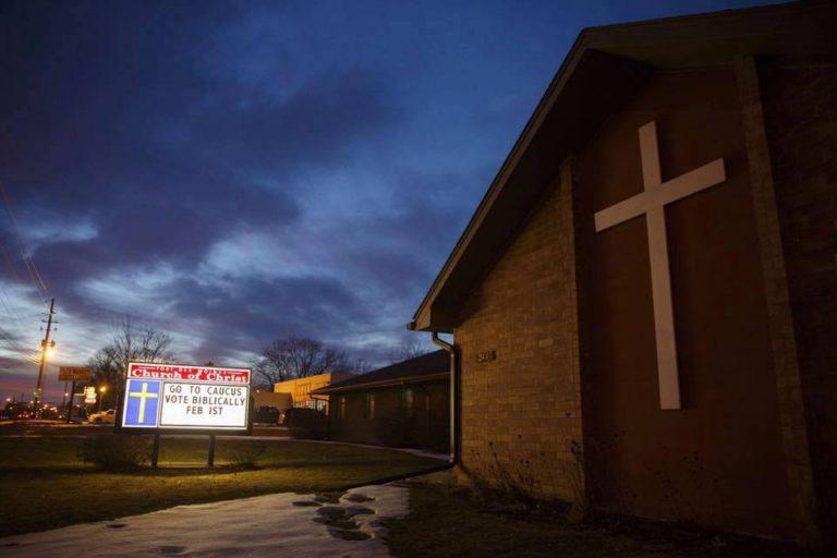 Iowa Church Argues Against Transgender Public Bathroom Law ...