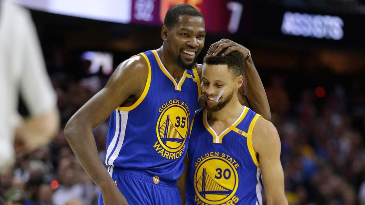 Kevin Durant, Steph Curry Lead Golden State Warriors To Reclaim NBA Championship Title – BCNN1 WP